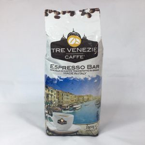 Tre Venezie Coffee Bean Espresso Bar (1Kg)