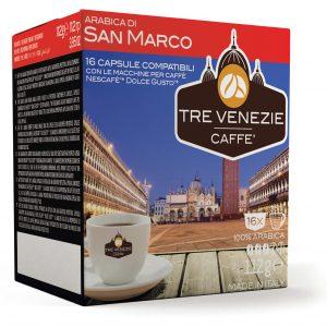 Arabica Di San Marco 16 capsules (Dolce Gusto)(112g)