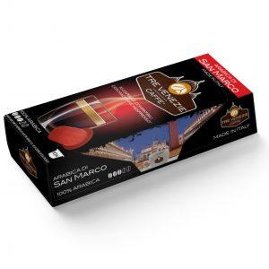 Arabica Di San Marco 10 capsules (Nespresso)(55g)