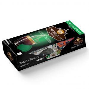 Crema Soave (Intenso)10 capsules (Nespresso) (55g)