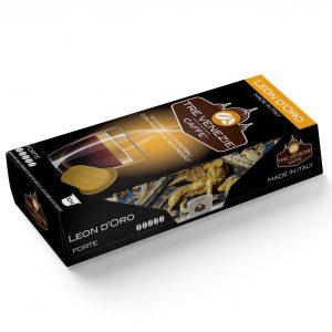 Leon D'Oro (Forte) 10 capsules (Nespresso)(55g)