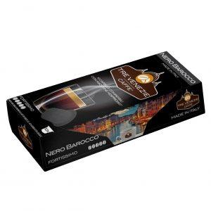 Nero Barocco (Fortissimo)10 capsules (Nespresso) (55g)