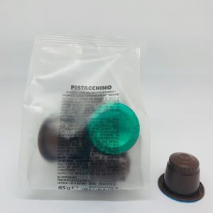 Pisstacchino 10 Capsules (Nespresso)(65g)